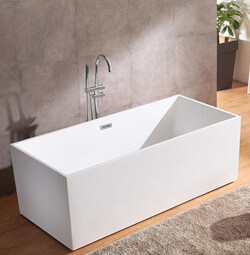 MY1851W -  Stand Alone Bathtub
